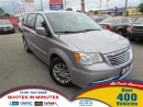 Used 2016 Chrysler Town & Country TOURING   LEATHER   BACKUP CAM   SAT RADIO for sale in London, ON