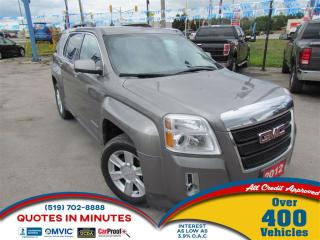 Used 2012 GMC Terrain SLE-2 | AWD | BACKUP CAM | SAT RADIO | BLUETOOTH for sale in London, ON