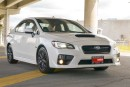 Used 2015 Subaru WRX Sport-tech Package Coquitlam Location for sale in Langley, BC