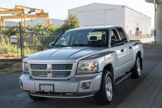 Used 2010 Dodge Dakota SXT Coquitlam Location - 604-298-6161 for sale in Langley, BC