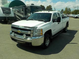 Used 2010 Chevrolet Silverado 2500HD LT1 Ext. Cab Long Box 4WD for sale in Burnaby, BC