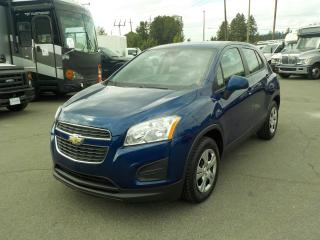 Used 2013 Chevrolet Trax LS for sale in Burnaby, BC