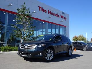 Used 2014 Toyota Venza XLE I4 AWD for sale in Abbotsford, BC