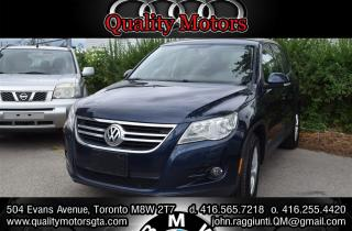 Used 2011 Volkswagen Tiguan 2.0 TSI Trendline for sale in Etobicoke, ON