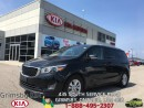 Used 2016 Kia Sedona LX...ROAD TRIPS HAVE NEVER BEEN SO SMOOTH!!! for sale in Grimsby, ON