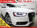 Used 2015 Audi A4 2.0T Progressiv| AWD| NAVI| SUNROOF| for sale in Burlington, ON