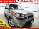 Used 2013 Kia Soul 2.0L 2u w/ECO| HEATED SEATS| OPEN SUNDAYS| for sale in Burlington, ON