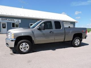 Used 2013 Chevrolet Silverado 2500HD LT,DIESEL,4X4,Z71,NEW TIRES! for sale in Gorrie, ON
