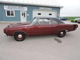 Used 1968 Dodge Dart DART GTS,340, AUTOMATIC for sale in Gorrie, ON