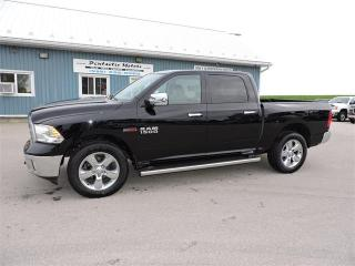 Used 2015 Dodge Ram 1500 BIG HORN for sale in Gorrie, ON