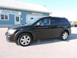 Used 2011 Dodge Journey SXT for sale in Gorrie, ON