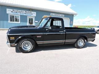 Used 1972 GMC C/K 1500 402 BIG BLOCK, ALL NEW BODY,PAINT,INTERIOR,TIRES.. for sale in Gorrie, ON