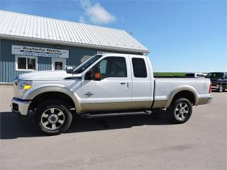Used 2011 Ford F-250 Super Duty SRW Lariat for sale in Gorrie, ON