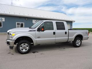 Used 2011 Ford F-250 Super Duty SRW XLT for sale in Gorrie, ON