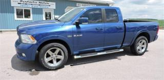 Used 2010 Dodge Ram 1500 Sport for sale in Gorrie, ON