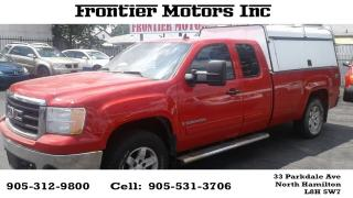 Used 2008 GMC Sierra 1500 WT for sale in Hamilton, ON
