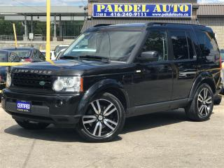 Used 2011 Land Rover LR4 LUXURY PKG*7 PASS*NAVI*360'CAMERA*DVD*PANORAMIC for sale in York, ON