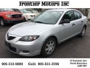 Used 2008 Mazda MAZDA3 GS for sale in Hamilton, ON