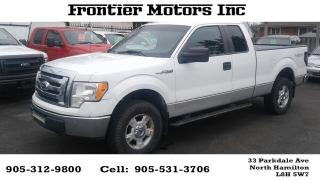 Used 2010 Ford F-150 XLT | Crew Cab | 4x4 for sale in Hamilton, ON