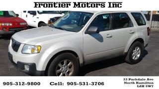 Used 2009 Mazda Tribute GX I4 for sale in Hamilton, ON