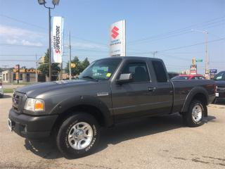 Used 2007 Ford Ranger Sport Super Cab V-6 ~Alloy Wheels for sale in Barrie, ON