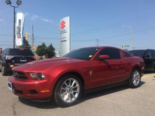Used 2010 Ford Mustang V6 ~Low Km's ~Power Seat ~Clean Unit for sale in Barrie, ON