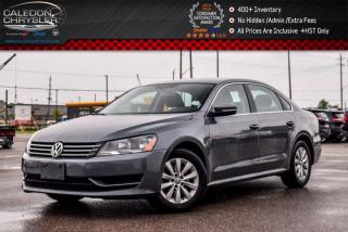 Used 2014 Volkswagen Passat Trendline|Heated Front Seats|BlueTooth|Power Locks|Pwr Windows|16