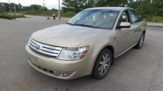 Used 2008 Ford Taurus SEL LEATHER for sale in Stratford, ON