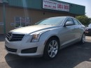 Used 2013 Cadillac ATS 2.5L for sale in Bolton, ON