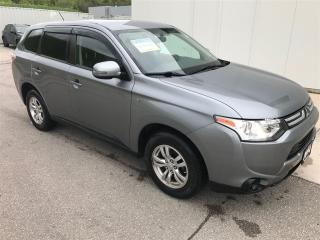 Used 2014 Mitsubishi Outlander SE for sale in Owen Sound, ON