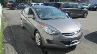 Used 2013 Hyundai Elantra GL for sale in Richmond, ON