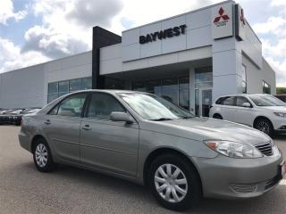 Used 2005 Toyota Camry LE for sale in Owen Sound, ON