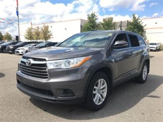 Used 2016 Toyota Highlander for sale in Brampton, ON