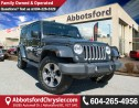 Used 2016 Jeep Wrangler Unlimited Sahara ACCIDENT FREE! for sale in Abbotsford, BC
