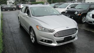 Used 2016 Ford Fusion SE for sale in Richmond, ON