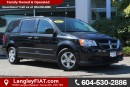 Used 2013 Dodge Grand Caravan SE/SXT NO ACCIDENTS, B.C OWNED for sale in Surrey, BC