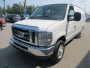 Used 2014 Ford E150 WORK READY CARGO MOVER 2 PASSENGER 4.6L - V8.. FLEX FUEL.. ADVANCE TRAC.. AIR CONDITIONING.. AUX INPUT.. for sale in Bradford, ON