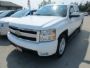 Used 2008 Chevrolet Silverado 1500 LOADED LTZ MODEL 5 PASSENGER 5.3L - V8.. 4X4.. CREW.. SHORTY.. LEATHER.. SUNROOF.. HEATED SEATS.. BOSE AUDIO.. CD/AUX INPUT.. for sale in Bradford, ON