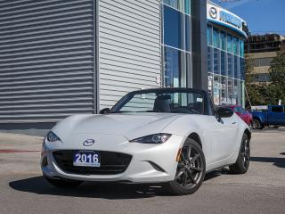 Used 2016 Mazda Miata MX-5 GS BRAND NEW!!!! for sale in Scarborough, ON