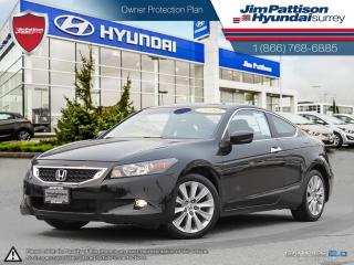 Used 2010 Honda Accord EX-L V6 for sale in Surrey, BC