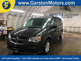 Used 2012 Dodge Caravan SE*DUAL ROW STOW N GO*DUAL ZONE CLIMATE CONTROL*ECON MODE*TRACTION CONTROL*AM/FM/CD/AUX*CRUISE CONTROL*POWER FRONT WINDOWS/LOCKS/HEATED MIRRORS* for sale in Cambridge, ON