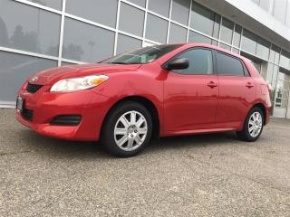 Used 2013 Toyota Matrix 4DR WGN FWD MT for sale in Surrey, BC