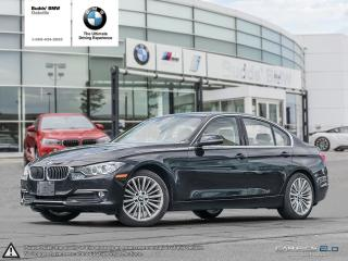 Used 2014 BMW 328 d xDrive Sedan for sale in Oakville, ON