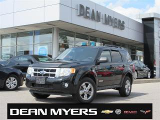 Used 2008 Ford Escape XLT for sale in North York, ON
