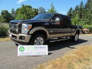 Used 2013 Ford F-350 King Ranch, Crew, Loaded, Insp for sale in Surrey, BC