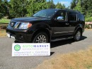 Used 2012 Nissan Pathfinder LE, Silver Edition, Loaded, Warr for sale in Surrey, BC