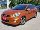 Used 2015 Hyundai Accent GLS for sale in Beamsville, ON