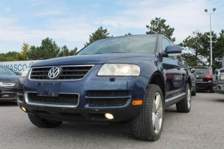 Used 2004 Volkswagen Touareg V8 for sale in Whitby, ON