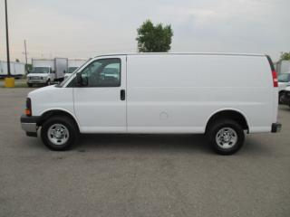 Used 2017 Chevrolet Express 2500 135 INCH W/BASE for sale in London, ON