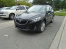 Used 2015 Mazda CX-5 Touring-L, leather, sunroof.  NAVIGATION for sale in Scarborough, ON